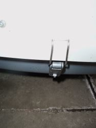 Replacement Latch For Older Sears X Cargo Roof Box
