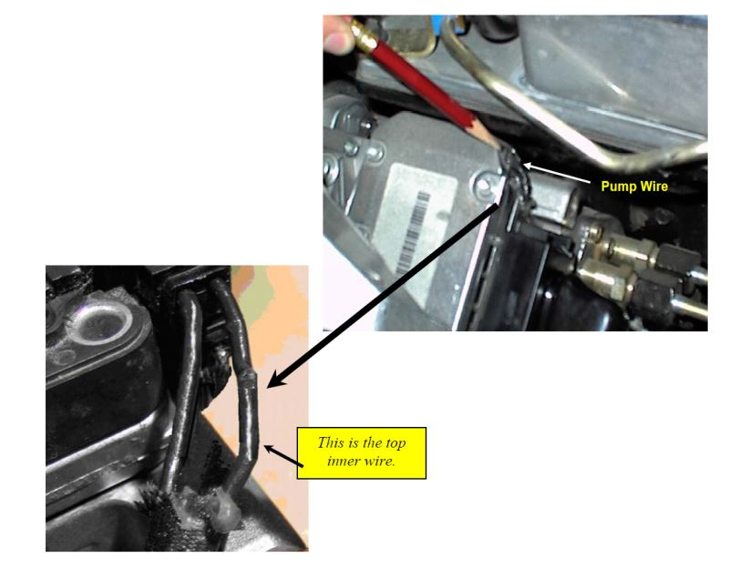 Map Sensor Wiring Harness And Fuel Injection Pump Location