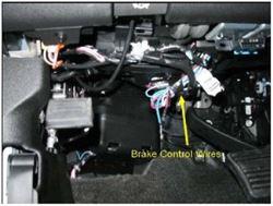 2013 silverado trailer brake wiring diagram how to disable oem brake controller when installing aftermarket  how to disable oem brake controller
