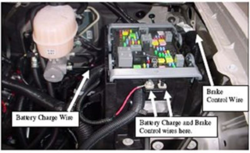 where is the brake controller fuse located on a 2013 chevy. Black Bedroom Furniture Sets. Home Design Ideas