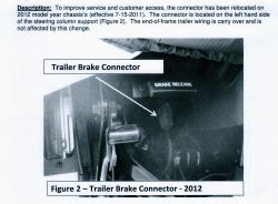 Prodigy Brake Controller >> Recommended Tekonsha Wiring for Prodigy Brake Controller Installation in F-53-Based Motor Home ...