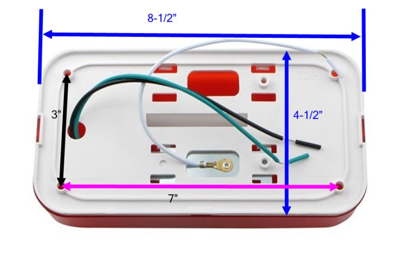 Recommended Replacement Tail Lights For 1999 Jayco Qwest
