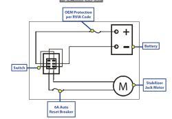 wiring diagram for lipper stabilizer jacks. Black Bedroom Furniture Sets. Home Design Ideas