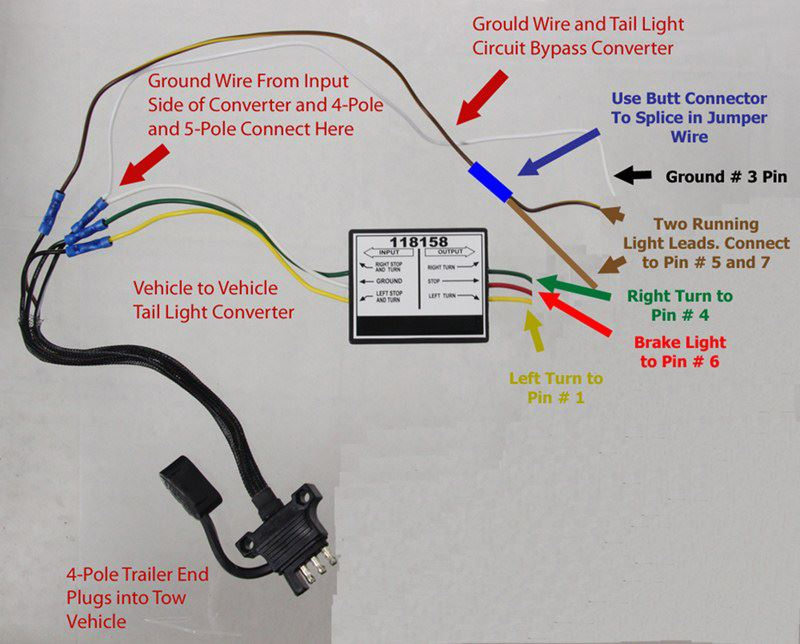 Diagram Recommended Converter To Convert Combined Wiring On
