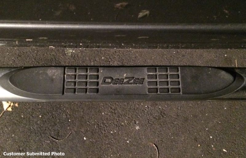 Replacement Step Pads For Deezee 4 Inch Step Bars