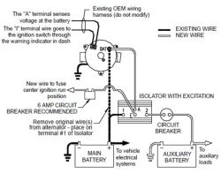 wiring diagram for deka 95 amp battery isolator dw08770 etrailer com rh etrailer com wiring a dual battery isolator how to install a battery isolator