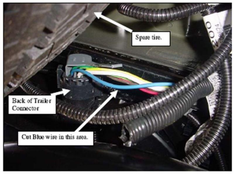 Installing Aftermarket Brake Controller On A 2011