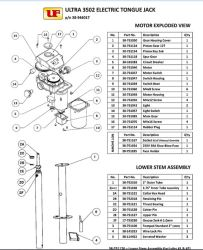 Trailer Jack Parts Diagram on wiring diagram for 7 way trailer plug