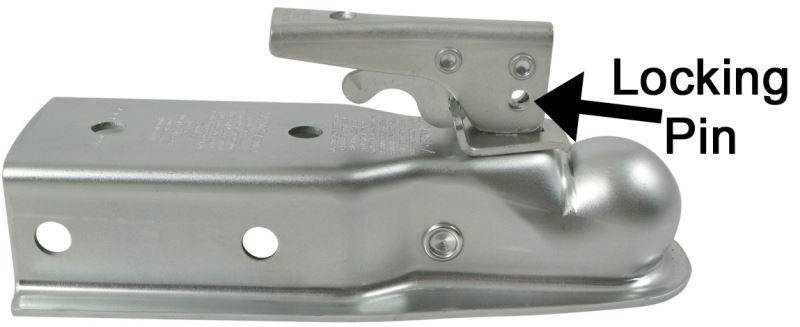 Coupler Latch Pin : Troubleshooting latch style coupler vs collar lock