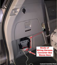 how to install trailer wiring harness on 2016 honda odyssey se with rh etrailer com 2007 honda odyssey hitch wiring 2007 honda odyssey hitch wiring