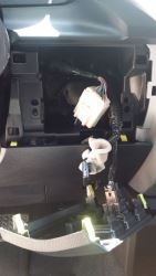 Tekonsha Brake Controller >> Brake Controller Install Harness Location on a 2016 Toyota ...