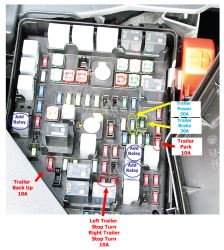 installing tow ready 118270 trailer wiring harness on 2015 chevy rh etrailer com chevy traverse trailer wiring harness 2016 chevy traverse trailer wiring harness