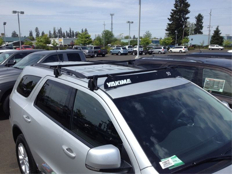 Why Do Aftermarket Roof Racks For A 2015 Dodge Durango