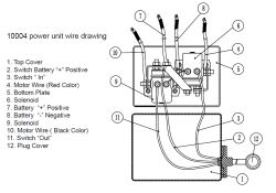 wiring diagram for the bulldog winch 1 87 hp standard series self Sanborn Air Compressor Wiring Diagram wiring diagram for the bulldog winch 1 87 hp standard series self recovery winch bdw10004