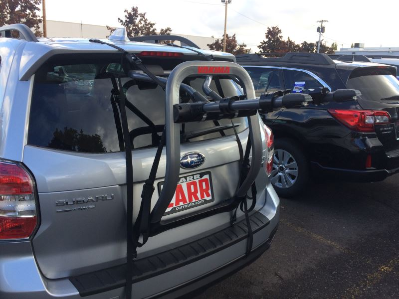 Recommended Rear Mounted Bike Rack For A 2014 Subaru