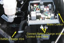 Troubleshooting No Power on Brake Controller After Install ...