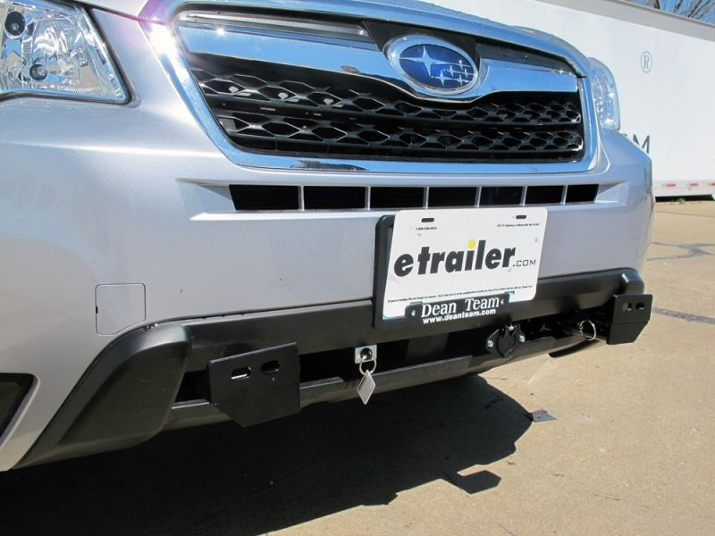 Parts Needed To Flat Tow A 2016 Subaru Forester Etrailer Com