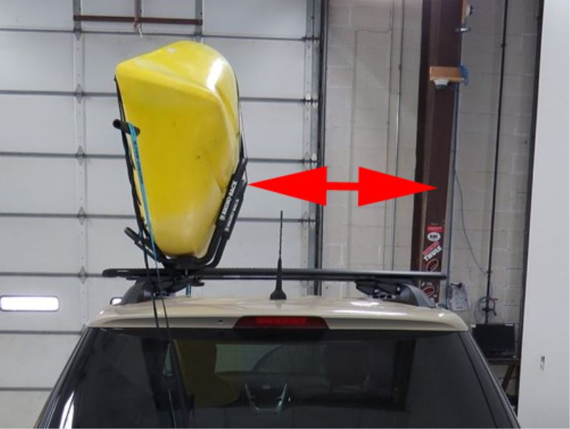 How To Determine If A Cargo Box And Thule J Style Kayak