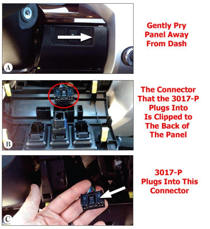 Toyota trailer wiring harness adapter gm