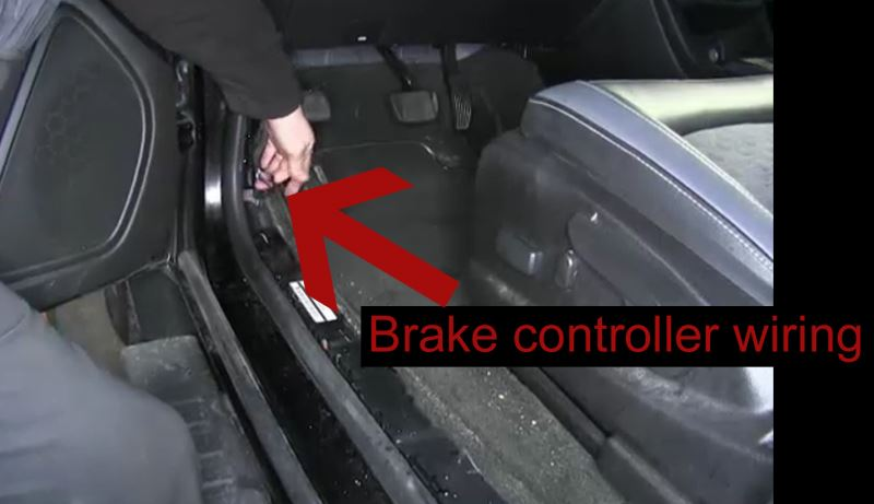 Installation And Recommendation Of Tekonsha Brake