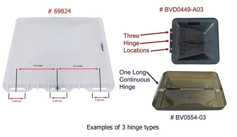 How To Select Replacement Vent Cover For Roof Vent In 2011