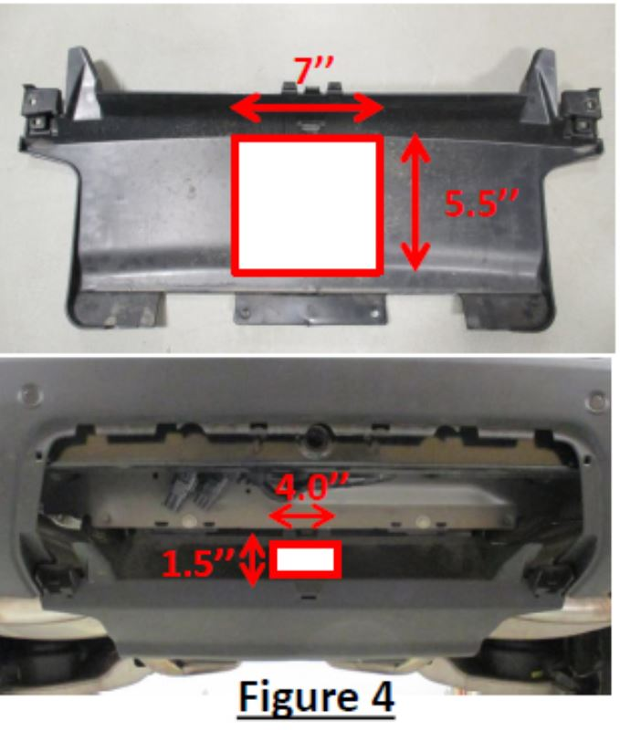 Draw Tite Hitch >> Is Fascia Trimmed When Installing Trailer Hitch On 2016 Land Rover Range Rover Sport | etrailer.com