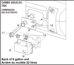 Where Is Heater Element Of Atwood Water Heater Etrailer Com