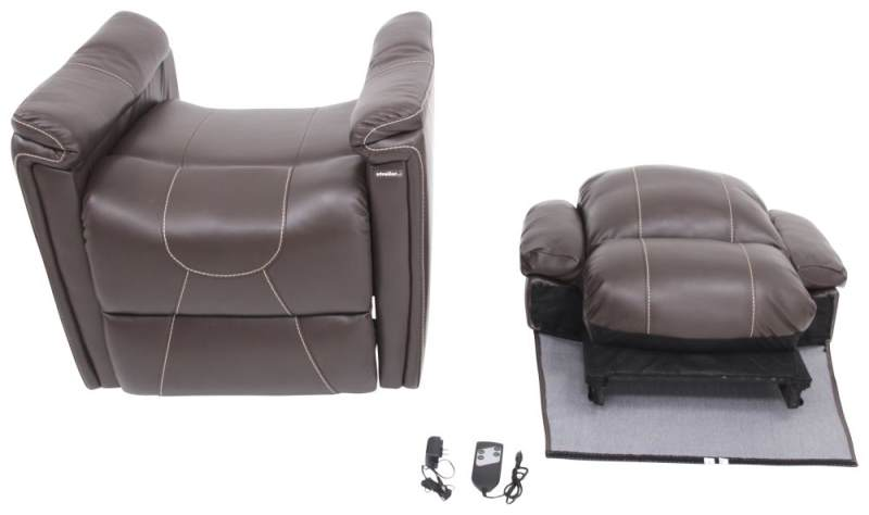 does thomas payne rv swivel glider recliner with heat come apart. Black Bedroom Furniture Sets. Home Design Ideas