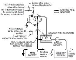 wiring diagram for deka dw08771 battery isolator etrailer com rh etrailer com sure power industries battery isolator wiring diagram Sure Power Industries 9523A