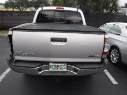 Does Pal5500 Fit Tailgate Of 2013 Toyota Tacoma With Lock