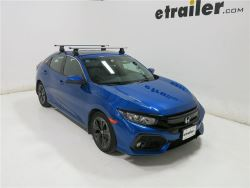 Recommended No-Drill Roof Rack for 2017 Honda Civic ...