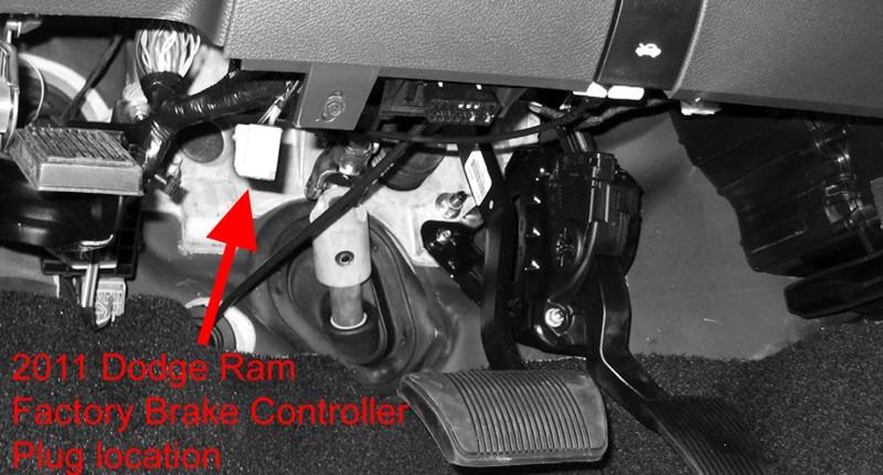 trailer brake on ram 2500 dodge ram forum ram forums