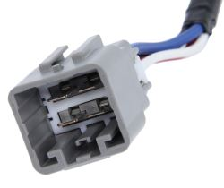 Where Does Electric Brake Controller Plug In Under the Dash of a