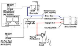 Excellent Does Tekonsha Primus Iq Trailer Brake Controller Include Pigtail Wiring Digital Resources Anistprontobusorg