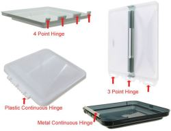 Replacement Vent Cover For Fifth Wheel Trailer Etrailer Com
