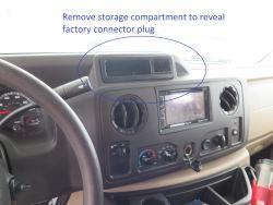 Brake       Controller    Wiring for Ford    E      450    Motorhome   etrailer