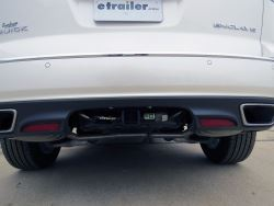 buick enclave factory trailer hitch