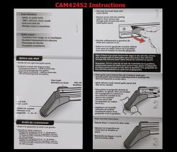 How To Install Rain Gutter Spout Extensions Cam42452 On