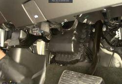 Tekonsha Brake Controller >> Brake Controller Install Port Location in 2017 GMC Sierra 1500 | etrailer.com