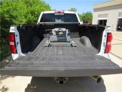 B&W Companion OEM 5th Wheel Hitch for Chevy/GMC Towing Prep Package - Dual  Jaw - 20,000 lbs