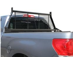 Headache Rack For Use With A Tonneau Cover On A 2017 Toyota Tundra
