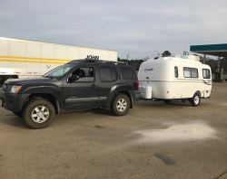 recommended wd system for a 2008 nissan xterra towing a 17. Black Bedroom Furniture Sets. Home Design Ideas
