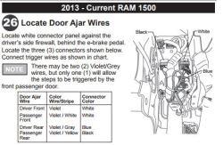wiring instructions for bestop powerboard motorized running boards rh etrailer com
