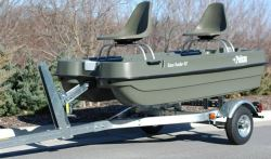 small trailer recommendation for flycraft inflatable boat
