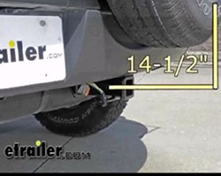 255 75r17 In Inches >> Will a Thule Apex 4 Bike Rack Work on a 2011 Jeep Wrangler Unlimited Rubicon with 255/75R17 Tire ...