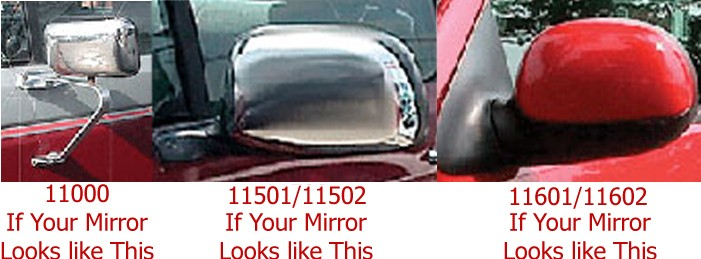 Which Towing Mirrors Will Fit A 1997 Ford F 350 Heavy Duty