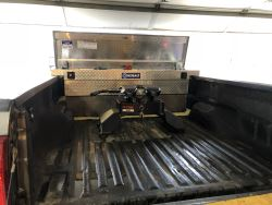 Curt A25 5th Wheel Hitch Compatibility With 2012 Ford F 350 Lariat