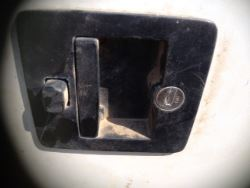 Replacement Locking Door Latch for 2002 Jayco Heritage Pop