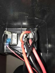 Availability of Wiring Diagram for the Replacement Power Switch # EJ on