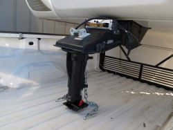 Fifth Wheel To Gooseneck Hitch >> Convert A Ball Cushioned 5th Wheel To Gooseneck Adapter 12 To 16 Tall 20 000 Lbs